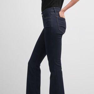 Gap Mid Rise Boot Cut Blue Jeans Sz 26
